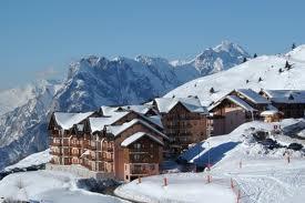 De 50 à 100m des pistes de ski
