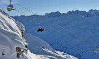 Ski passes special rates