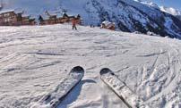 Ski rental special rates