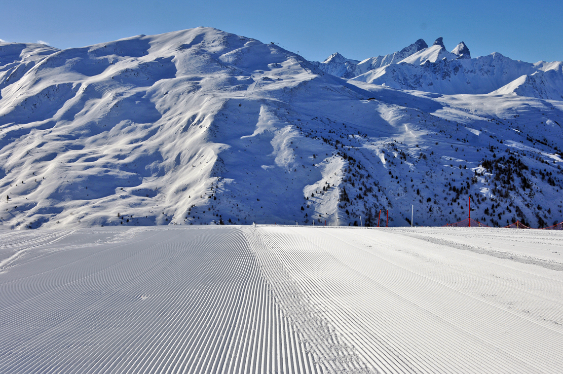 Galibier-Thabor skiing aera