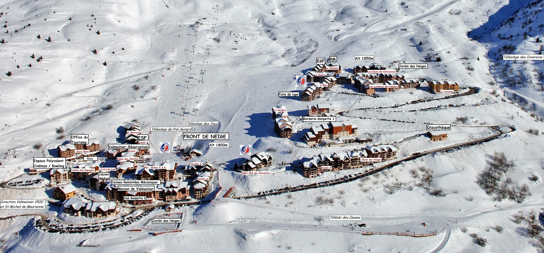 Plan de valmeinier 1800 valmeinier plan valmeinier r servation station de ski savoie - Office du tourisme valmeinier 1800 ...
